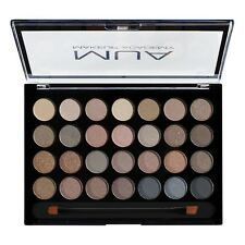 MUA Make Up Academy Ultimate Undressed 28 Eyeshadow Palette matte metal shimmmer