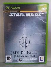 STAR WARS JEDI KNIGHT: JEDI ACADEMY - XBOX - PAL ESPAÑA