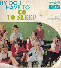 WHY DO I HAVE TO GO TO SLEEP? For Children EP