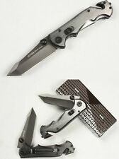 Couteau SOG Firebird Mini Survival Rescue Knife - Tanto blade Easy Opening