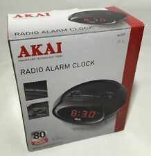 LED Radio Alarm Clock A61015