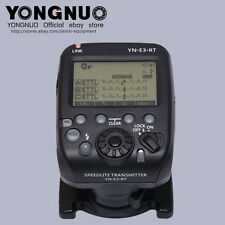 YONGNUO YNE3-RT Flash trigger transmitter for canon 600EX-RT YONGNUO YN600EX-RT