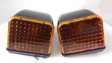 2x Amber/Orange Cab Marker Lights for VOLVO FH - FL (FH12) Cabin Truck Lorry