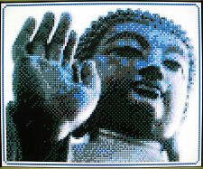 BUDDHA, HONG KONG ~ Counted Cross Stitch KIT #K1285