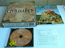 Sid Meier 's Civilization III-English version