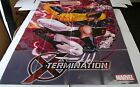 X-TERMINATION #1 PROMO 36 X 24 POSTER BY ED MCGUINESS - MARVEL NOW! - 2013