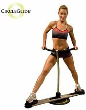 Total Body Excersize System Circle Glide Leg Machine