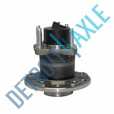 New REAR 1999-09 Saab 9-5 ABS 5 Bolt Complete Wheel Hub and Bearing Assembly