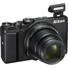 Nikon COOLPIX A900 20.3 MP Digital Camera with 35x Optical Zoom (Black) (SMP2)