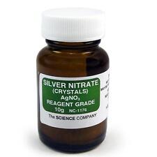 Silver Nitrate, 10g, Photography, Raku glaze