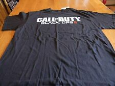 """NWT! CALL OF DUTY """"BLACK OPS II"""" MEN'S S/S T-SHIRT SIZE XL  $20."""
