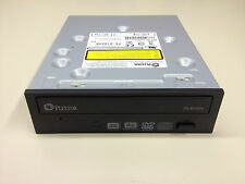 Plextor PX-810SAB Black 18x SATA DUAL LAYER DVD-RW July 2007 TESTED