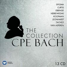 Cpe Bach-The Collection, New Music