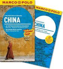!! China UNGELESEN 2013 Reiseführer mit Extra Karte Urlaub Marco Polo  Peking
