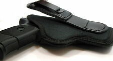 TUCK TUCKABLE iNSIDE PANTS (IWB CCW) CONCEALMENT HOLSTER FOR CZ P-01 & P-07 DUTY