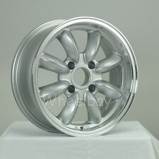 ROTA WHEEL RB 15X6 4X114.3 20 & 15x7 4x114.3 20 RS  DATSUN 510 MGB ROADSTER
