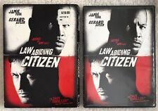 Law Abiding Citizen (DVD, 2010) Jamie Foxx Gerard Butler