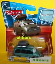 "Look ""B - VAN with Stickers #124 Chase ERROR No Stickers Disney Cars Eyes Change"
