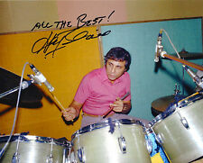 HAL BLAINE STUDIO SESSION DRUMMER SIGNED 8X10 PHOTO E w/COA THE WRECKING CREW