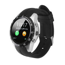 KW08 Smart Watch Phone Mate Bluetooth NFC Camera SIM F Phones iPhone Samsung LG