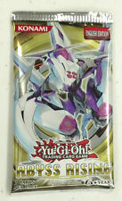 YuGiOh Abyss Rising 9-Card Booster Pack Factory Sealed English