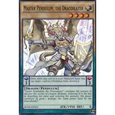 YU-GI-OH! BREAKERS OF SHADOW * BOSH-EN023 Master Pendulum, the Dracoslayer