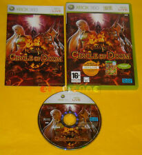 KINGDOM UNDER FIRE CIRCLE OF DOOM XBOX 360 Vers Ufficiale Italiana •••• COMPLETO