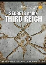 Secrets of the Third Reich (DVD, 2014) Smithsonian Channel   BRAND NEW