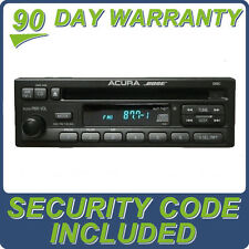 97 98 99 ACURA CL C L BOSE AM FM Radio Stereo CD Player 1XK1 Factory OEM