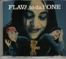 (BF234) Flava To Da Bone, Why You Move So Fast - DJ CD