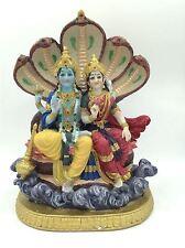Laxmi Narayan Statue Vishnu Laxmi Idol Gift Item