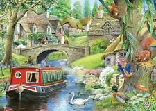 The House Of Puzzles  250 BIG PIECE JIGSAW PUZZLE - Taking It Easy Big Pieces
