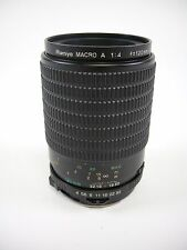 "Mamiya 645 A 120MM F4 ""M"" Macro Lens for all Mamiya 645 Cameras"