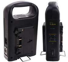 RL-2KA Dual Channel  Anton Bauer Gold Mount Battery Charger Camera Power Supply