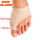 1 Pair Bunion Gel Sleeves Protector Pads, Pain Relief for Calluses, Bunions