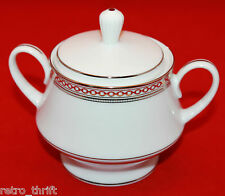 Noritake Contemporary Fine China Legacy Splendor Sugar Bowl with Lid AS-IS