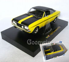 Opel Commodore GS/E Gelb Schwarz Revell Car Vehicle Model Yellow 1:18 Scale SB1