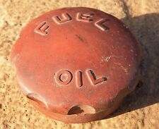 Fuel Oil Derv Diesel Cap Classic Tractor Fordson Massey Boat Thames Bedford