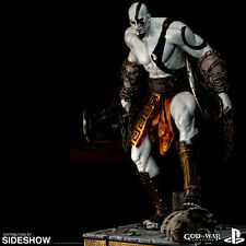 KRATOS GOD OF WAR ASCENSION STATUE SIDESHOW FIGURE EFX IN STOCK