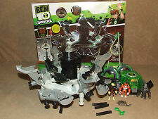 Ben 10 Omniverse Intergalactic Plumber Command Centre Nr Complete And Extras
