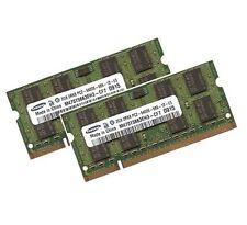 2x 2GB 4GB für Panasonic Toughbook CF-30 Mk2 Speicher RAM DDR2 800Mhz