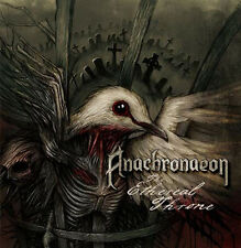 Anachronaeon - The Eternal Throne (Swe), CD