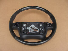 93-99 Camaro Z28 SS Leather Steering Wheel w/ Radio Control Buttons 110116