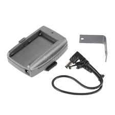 Battery Power Pack Plate Adapter DC Cable for SONY NP-F970 NP-F750 NP-F550 C8H6