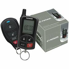 Pyhton 5305p 5305p Lcd 2-way Security & Remote-start System With .25-mile Range