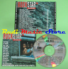 CD ROCKSTAR MUSIC 13 compilation PROMO 91 BEN E KING DRIFTERS JAMES (C16**)no mc