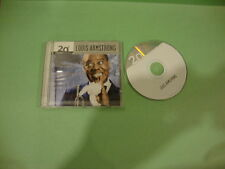 Louis Armstrong - The Best Of - Millinium Collection - CD