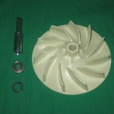 Genuine Kirby Generation Vacuum 4 Piece Fan Assembly G3 G4 G5 G6 Ultimate G OEM