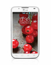 LG OPTIMUS L7 II Dual P715 White (FACTORY UNLOCKED) 4.3' IPS , Micro SD Slot,8MP