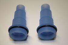 2 x Ersatz-Stufen-Schlauchtülle für TMC Pro Clear UVC Gerät 30 und 55 Watt